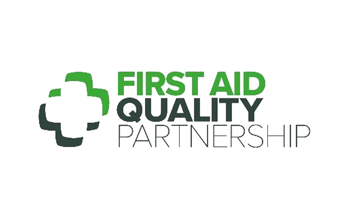 First Aid Quality Partnership logo