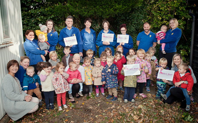 Awarded Nursery Headstart Day