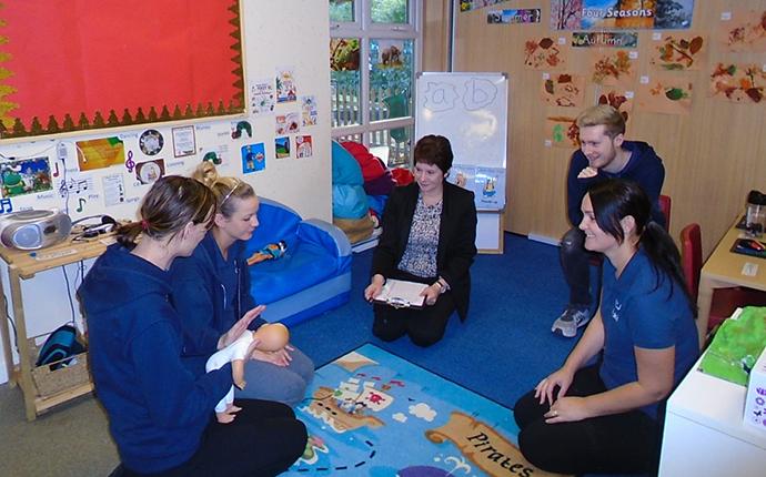 Awarded Nursery North Cheshire Jewish